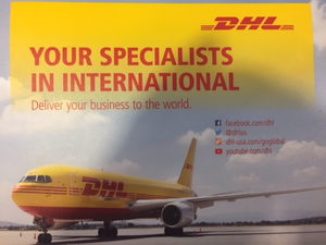 DHL Express Shipping – Fort Lauderdale, Florida, USA