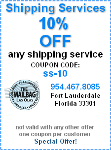 Our Best Price Shipping Services Coupon Special Offer!